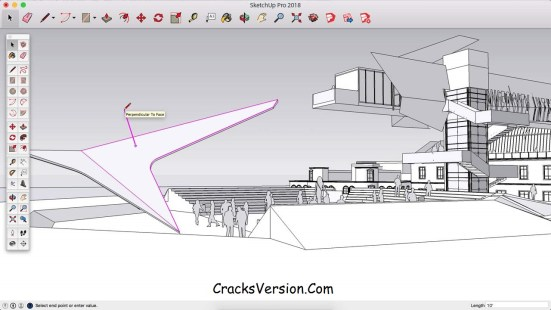 SketchUp Pro 2018 License Key