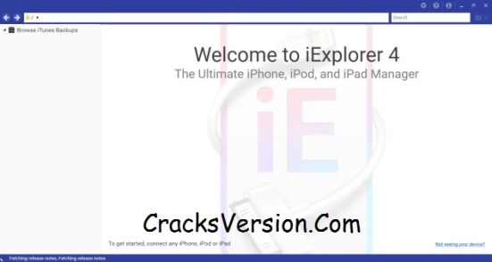 iExplorer 4 1 19 Crack + Registration Code Full Version Download