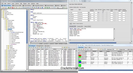 RazorSQL Crack Keygen Full Free Download