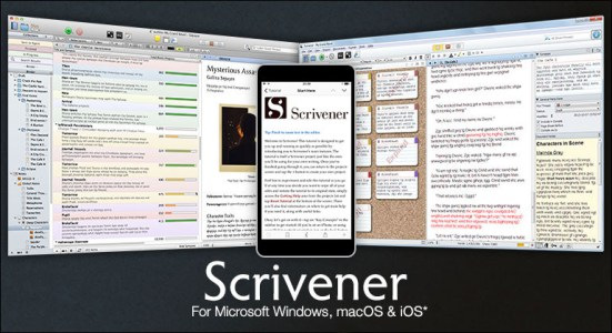 Scrivener Crack
