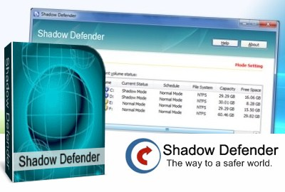 Shadow Defender Key