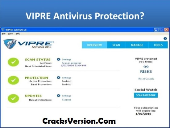 VIPRE Antivirus Product Key