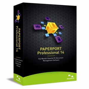 Nuance PaperPort Professional 14 Crack