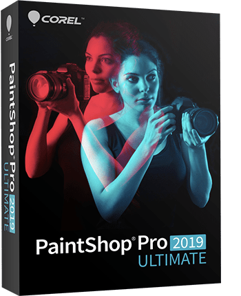 Corel PaintShop Pro 2019 Ultimate Crack