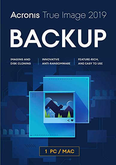 Acronis True Image 2019 Crack