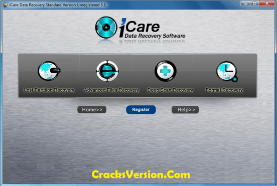 iCare Data Recovery Serial Key