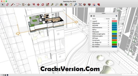 Google SketchUp Pro 2019 License Key