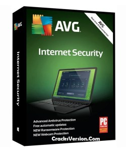 AVG Internet Security 2020 Crack