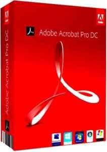 Adobe Acrobat Pro DC Crack