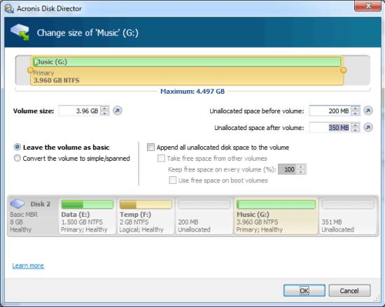 Acronis Disk Director Serial Key