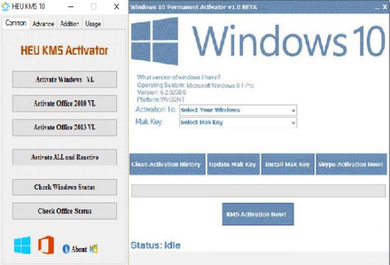Windows KMS Activator Ultimate License Key