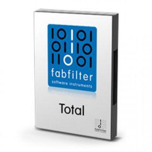 FabFilter Total Bundle Crack Mac Latest 2020 Free Download