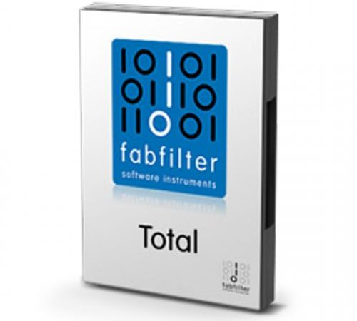 FabFilter Total Bundle v2020.6.11 Crack [Win & Mac] Download