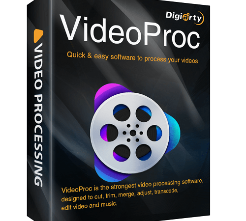 VideoProc 3.9 Crack Plus Serial Key for Windows Full Free Download 2021