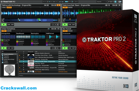 traktor dj download free crack