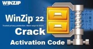 WinZip 22 Crack Plus Activation Code