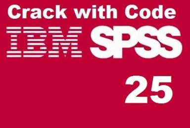 IBM SPSS 25 Crack Full License Key