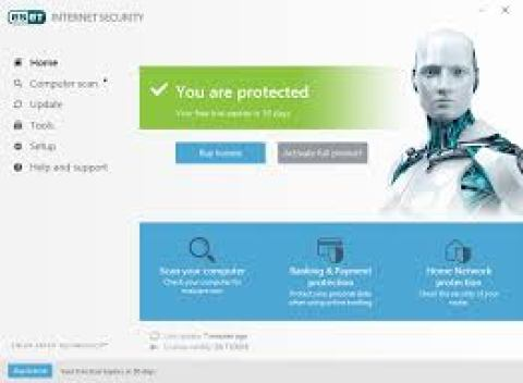 ESET Internet Security 11.2.49.0 License Key + Crack Free Download