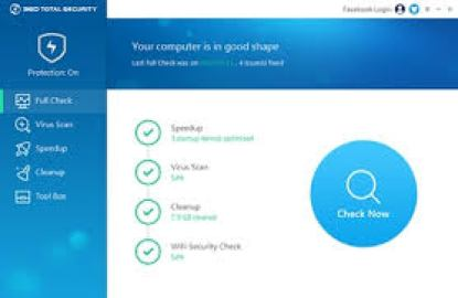 360 Total Security 10.2.0.1101 Crack + Serial Key Download for Windows