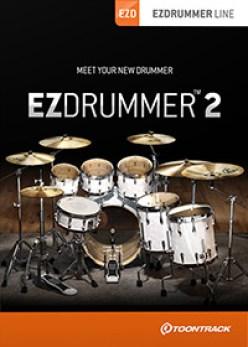 EZdrummer 2 Crack