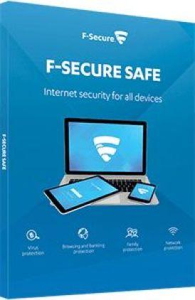 F-Secure Internet Security 17.5 Crack