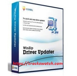 WinZip Driver Updater 5.32. Crack Serial Key 2020