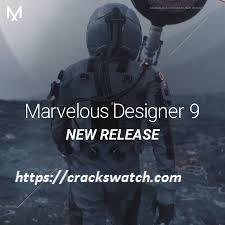 Marvelous Designer 9.1 Crack Full Serial Keygen