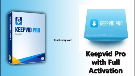 KeepVid Pro Serial Key