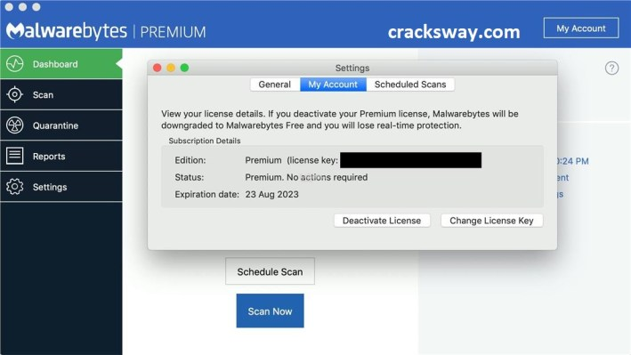 Malwarebytes Premium License Key