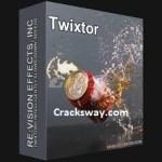 Twixtor Pro 7.4.1 Crack + Torrent Key {100% Working} 2021