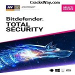 Bitdefender Total Security Crack With Activation Code [Latest 2021]