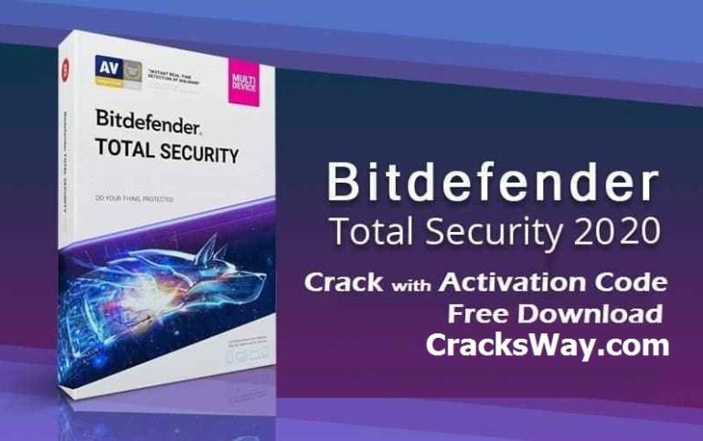 Bitdefender Total Security Key