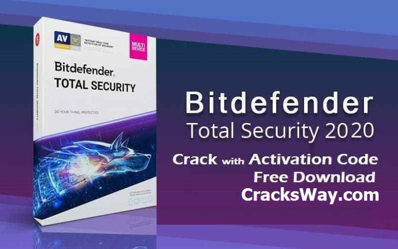 Bitdefender Total Security Key