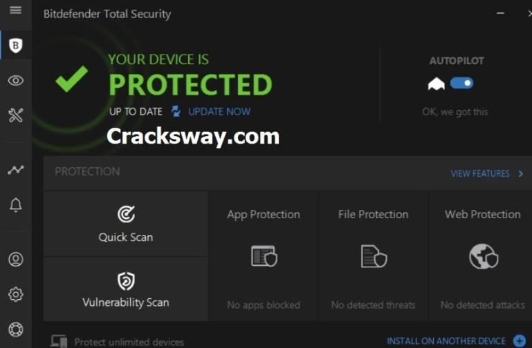 Bitdefender Total Security Keygen
