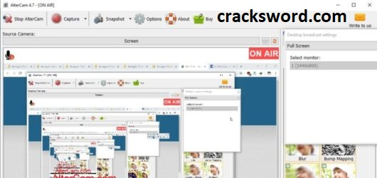 AlterCam 5.5 Crack + Key Full Version Free Download 2021