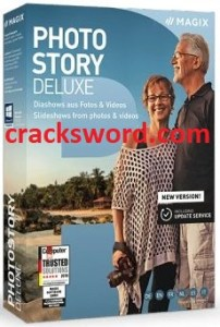 MAGIX Photostory Deluxe 20.0.1.62 Crack + Key Free Download 2021
