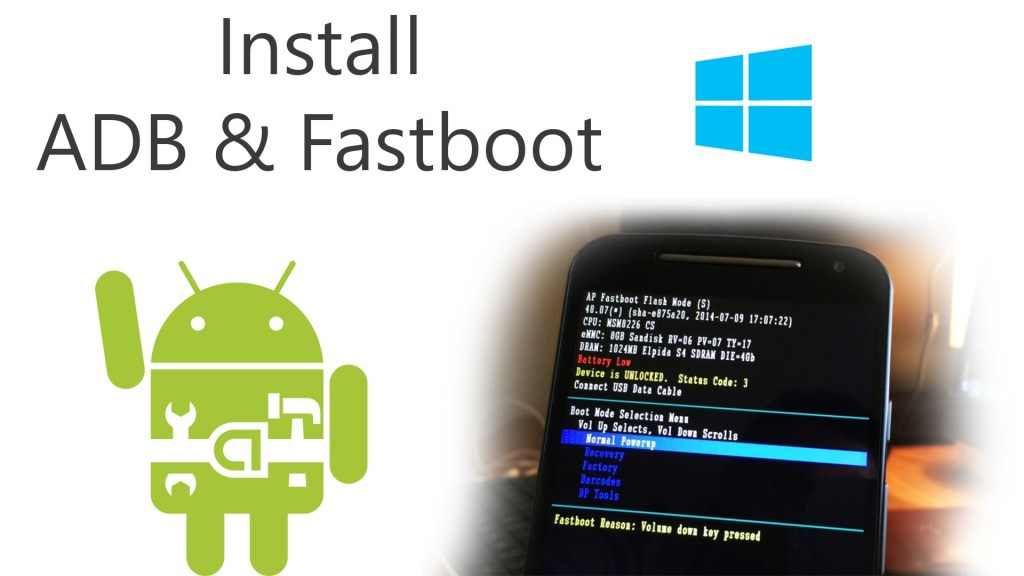 How to Install ADB and Fastboot on Windows 1