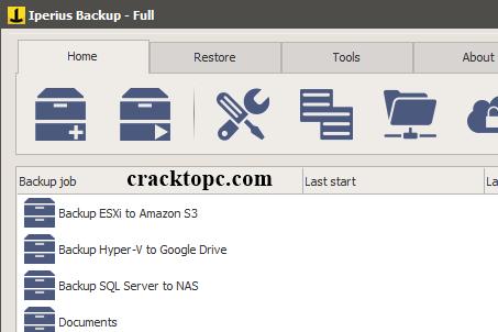 Iperius Backup torrent free download