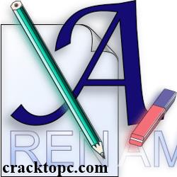 Advanced Renamer 3.86.1 Crack