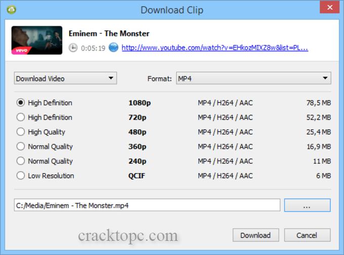 4K Video Downloader Torrent for mac