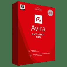 Avira Antivirus Pro 15.1.1609 Crack