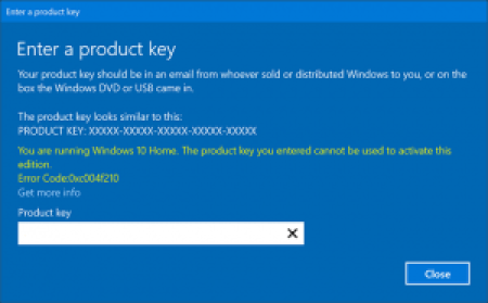 Windows 10 Home Product Key (All Version) 2019 Free Download
