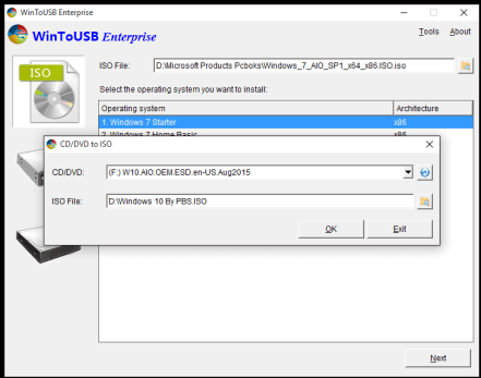 WinToUSB Enterprise 4.8 Crack with Keygen Activation Full Free Download Here!