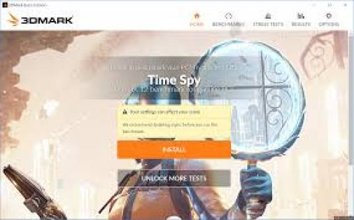 3DMark 2 8 6572 Crack With Serial Key Free Download 2019