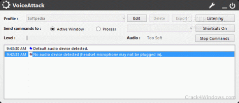 VoiceAttack [1.8.7] Crack + Activation Key Free Download