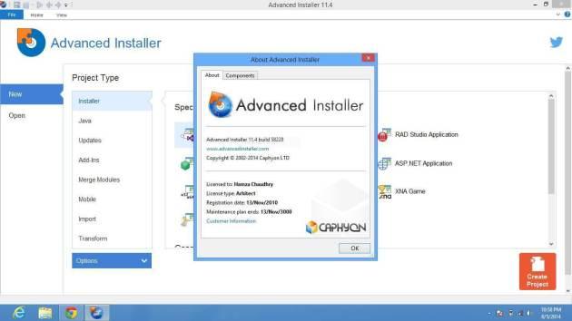 Advanced Installer 18.7 Crack + Activation Code Free Download 2021