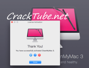 CleanMyMac X 4.6.15 Crack With Keygen 2021 [Latest]
