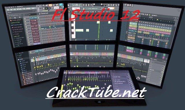 FL Studio 12.5.1.165 Crack + RegKey Free Download (2021)