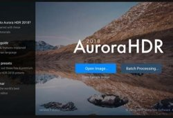 Aurora HDR 2018 Crack Full Version (Mac + Windows)