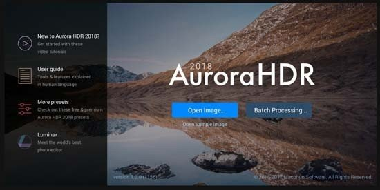 Aurora HDR 2019 Crack Full Version [Mac + Windows]